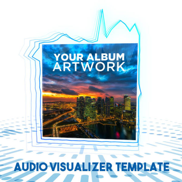 audio-visualizer-ae-template